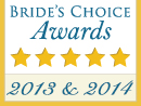 Premier Entertainment, Best Wedding DJs in Newark - 2013 Bride's Choice Award Winner